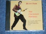 RUSTY YORK - THE CINCINNATI FIREBALL / 1994 GERMAN ORIGINAL Brand New CD