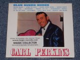 CARL PERKINS - BLUE SUEDE SHOES / 2003 FRANCE Sealed CD