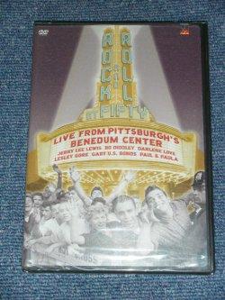画像1: v.a. OMNIBUS - ROCK AND ROLL 50 / 2003 US NTSC System Brand New Sealed DVD