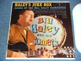 BILL HALEY and His COMETS - HALEY'S JUKE BOX / 1960 US ORIGINAL MONO LP