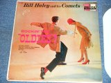 "BILL HALEY and His COMETS - ROCKIN' THE ""OLDIES"" / 1957 US ORIGINAL MONO LP"