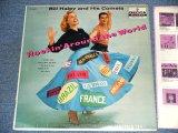 BILL HALEY and His COMETS - ROCKIN' AROUND THE WORLD / 1958 US ORIGINAL MONO LP