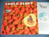 CHUCK BERRY -  ONE DOZEN BERRY  ( MINT-/MINT- )  / 19?? FRANCE REISSUE Used LP