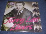 JERRY LEE LEWIS - GREAT BALLS OF FIRE! / 1989 SPAIN BRAND NEW dead Stock 2LP