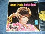CONNIE FRANCIS - JEALOUS HEART  / 1966 UK ORIGINAL MONO Used LP
