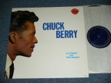 CHUCK BERRY -  ROCKIN' AT THE HOPS  / 1987 US REISSUE Used LP