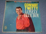 CONWAY TWITTY - LONELY BLUE BOY / 1960 US ORIGINAL STEREO LP