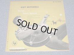 """画像1: GUY MITCHELL - SONGS OF THE OPEN SPACE / 1953 US ORIGINAL 10"""" LP"""