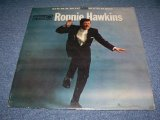 RONNIE HAWKINS - RONNIE HAWKINS(1st DEBUT ALBUM ) / 1959 US ORIGINAL STEREO LP