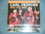 CARL PERKINS - WHOLE LOTTA SHAKIN' / US REISSUE Sealed LP