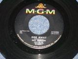 "ROY ORBISON - RIDE AWAY / 1965 US ORIGINAL 7"" Single"