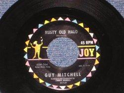 """画像1: GUY MITCHELL - RUSTY OLD HALO / 1962 US ORIGINAL 7"""" Single"""