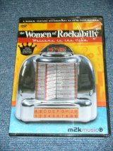 VA OMNIBUS ( BRENDA LEE, WANDA JACKSON, JANIS MARTIN ) - WOMAN of ROCKABILLY : WELCOME TO THE CLUB  / USA PAL SYSTEM Brand New DVD