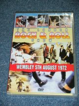 VA OMNIBUS ( THE HOUSSHAKERS,BO DIDDLEY,JERRY LEE LEWIS, BILL HALEY, LITTLE RICHARD, CHUCK BERRY) -  THE LONDON ROCK & ROLL SHOW : WEMBLEY 5TH AUGUST 1972 / 2004 EU  PAL SYSTEM Brand New SEALED DVD