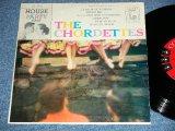 """THE CHORDETTES - THE CHOEDETTES ( 10"""" LP ) / 1955 US ORIGINAL MONO 10""""LP"""