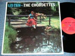 画像1: THE CHORDETTES - LISTEN / 1970'S US reissue Used LP