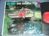 THE CHORDETTES - LISTEN / 1955 US ORIGINAL MONO LP