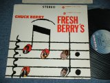 "CHUCK BERRY - FRESH BERRY'S ( Ex++/MINT-) / 1970's US ORIGINAL ""SKY BLUE "" Label Used STEREO  LP"