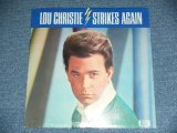 LOU CHRISTIE - STRIKES AGAIN / 1966 US ORIGINAL MONO Brand New SEALED LP