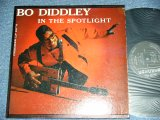 BO DIDDLEY - IN THE SPOTLIGHT (  Ex/Ex : B-1 / SCRATCHE / JUMP ) / 1960 US ORIGINAL MONO Used LP