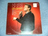 LEN BARRY of THE DOVELLS - MY KIND OF SOUL  / 1967 US ORIGINAL MONO Brand New SEALED LP