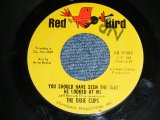 "THE DIXIE CUPS - YOU SHOULD HAVE SEEN THE WAY HE LOOKED AT ME  ( Ex-/VG+++ ) / 1964 US Original Used 7"" inch Single"