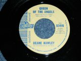 "DEANE HAWLEY ( Produced by JAN BERRY  of JAN& DEAN )   - QUEEN OF THE ANGELS / 1962 US ORIGINAL AUDITION LABEL PROMO Used  7"" SINGLE"