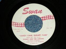 """画像1: DANNY and The JUNIORS - CANDY CANE, SUGARY PLUM ( Ex++/Ex++ )   / 1960 US ORIGINAL Used 7"""" Single"""