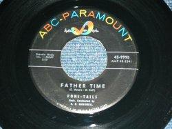 """画像1: THE PONI-TAILS - EARLY TO BED ( Ex++/Ex+ )  / 1959 US ORIGINAL Used 7"""" Single"""