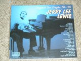 JERRY LEE LEWIS - ORIGINAL SUN SINGLES '56-'60  / 2009 US ORIGINAL Brand New SEALED CD