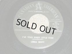 """画像1: LINDA SCOTT - I'VE TOLD EVER LITTLE STAR ( 1st DEBUT SINGLE : 1st Press Label  : Ex++/Ex++ )  / 1961 US ORIGINAL Used 7"""" SINGLE"""