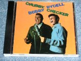 CHUBBY CHECKER & BOBBY RYDEL - CHUBBY CHECKER & BOBBY RYDELL   ( US ORIGINAL  ALBUM + Bonus Tracks )  / 1996 BRASIL ORIGINAL Brand New CD ( Press CD )