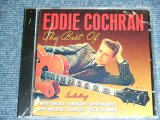 EDDIE COCHRAN - THE BEST OF / 2008 GERMAN Brand New SEALED CD
