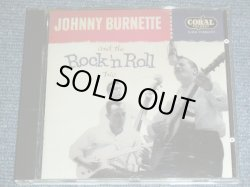 画像1: JOHHNY BURNETTE and the ROCK 'N ROLL TRIO - JOHHNY BURNETTE and the ROCK 'N ROLL TRIO / 1993 FRANCE Used CD