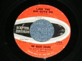 "THE ROCKY FELLERS - LIKE THE BIG GUYS DO ( VG+++/VG+++ ) / 1963 US ORIGINAL Used 7"" Single"