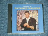 RITCHIE VALENS - THE BEST OF (ORIGINAL RECORDINGS )  / 1994 US AMERICA Used CD