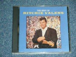 画像1: RITCHIE VALENS - THE BEST OF (ORIGINAL RECORDINGS )  / 1994 US AMERICA Used CD