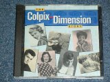 V.A. Omnibus ( MARCELS,JAMES DARREN,PAUL PETERSON,SHELLEY FABARES,CAROLE KING,LITTLE EVA,COOKIES,EARL-JEAN,DUANE EDDY,The CINDERELLAS,+ more - The COLPIX-DIMENSION STORY / 1994 UK ENGLAND Used 2-CD