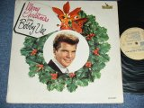 "BOBBY VEE - MERRY CHRISTMAS FROM BOBBY VEE  / 1962 MONO US ORIGINAL ""PROMO Audition Label"" MONO Used LP LP"