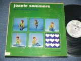 JOANIE SOMMERS - LET'S TALK ABLUT LOVE( VG++/Ex+ )  / 1962 US ORIGINAL White Label Promo MONO LP