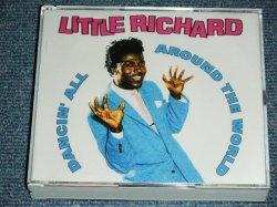 画像1: LITTLE RICHARD - DANCIN' ALL AROUND THE WORLD : THE COMPLETE VEE-JAY RECORDINGS 1964-65 /  UK? Brand New 2-CD's SET