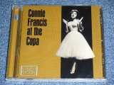 CONNIE FRANCIS - AT THE COPA ( STRAIGHT REISSUE of ORIGINAL ALBUM ) / 2012 EUROPE Brand New SEALED CD