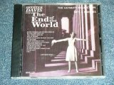 SKEETER DAVIS - THE END OF THE WORLD : THE ULTIMATE COLLECTION : HITS & RARITIES  / 1998 EUROPE Brand New  CD