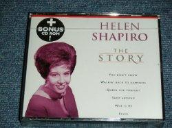 画像1: HELEN SHAPIRO  - THE STORY ( With Bonus CD-ROM )  / 2001 EUROPE  Brand New SEALED CD