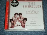 THE SHIRELLES - THE STORY ( With Bonus CD-ROM )  / 2000 EUROPE  Brand New SEALED CD