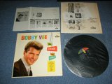 BOBBY VEE - WITH STRINGS & THINGS ( With INSERTS : Ex++/Ex++ )   / 1961 US AMERICA ORIGINAL  MONO Used LP