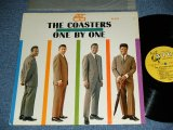 "THE COASTERS - ONE ON ONE  ( Ex++/Ex+++ ) / 1960 US AMERICA  ORIGINAL ""YELLOW LABEL with HARP"" MONO Used LP"