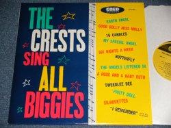 画像1: THE CRESTS - SING ALL BIGGIES  / 1980's Reissue MONO Brand New LP