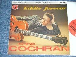 """画像1: EDDIE COCHRAN - EDDIE FOREVER  / 1982  UK Only Used 10"""" LP"""