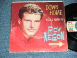 "RICK ( RICKY NELSON ) - FOOLS RUSH IN ( Ex/Ex++ ) / 1963 US ORIGINAL Used 7""SINGLE With PICTURE SLEEVE"